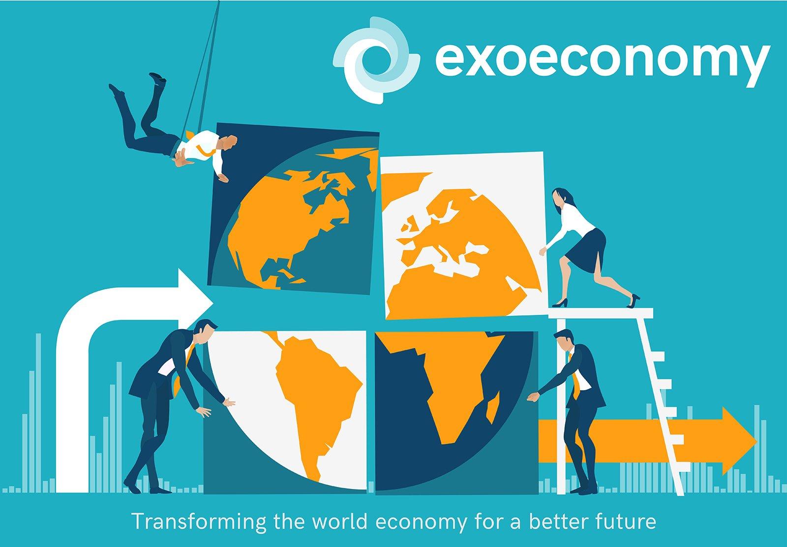 ExO Economy Blog Purpose Economy - purchased at iStock-1222570208